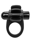 Screaming O Charged Skooch Ring Black